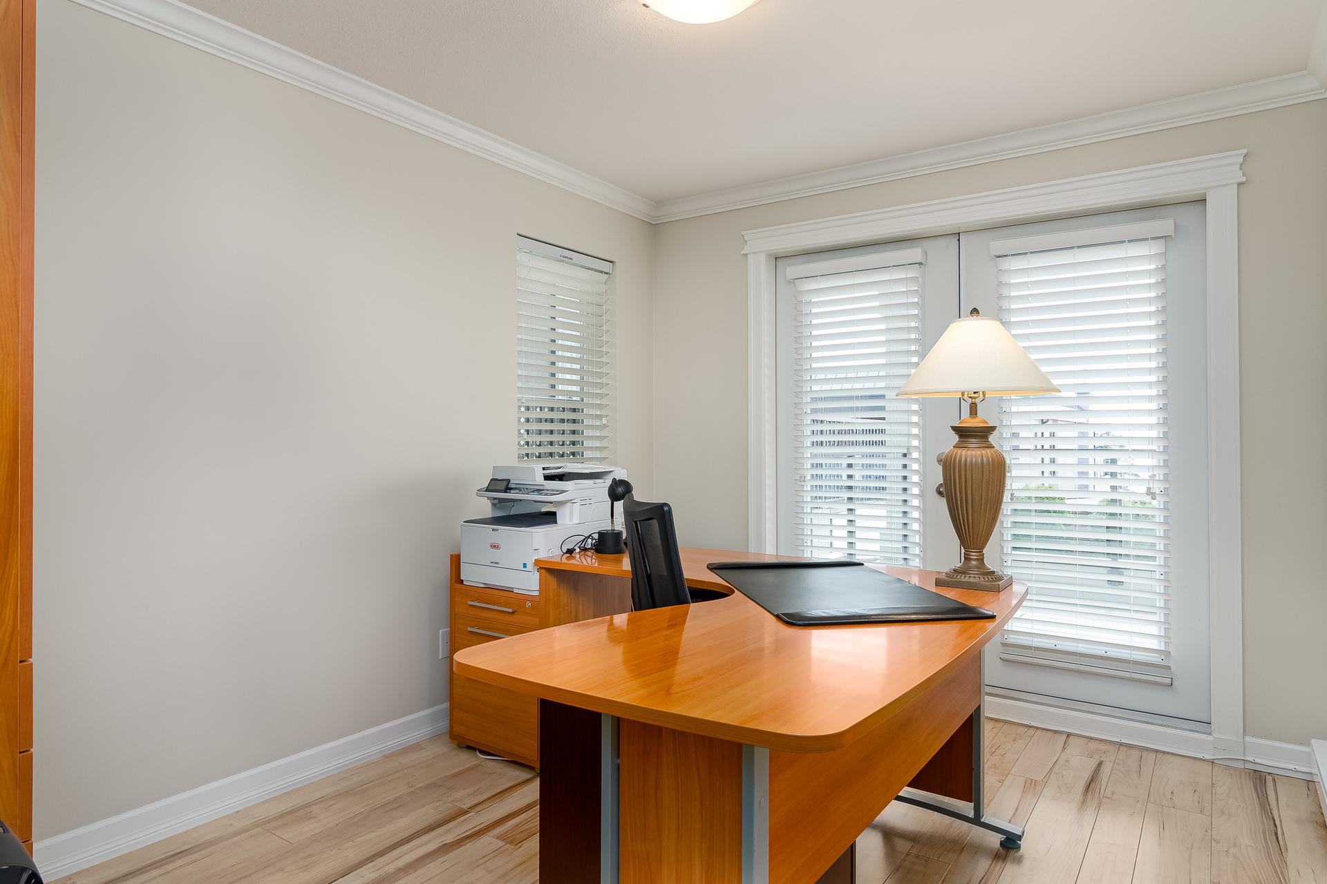 Second Suite Bedroom  at 15090 Beachview Avenue, White Rock, South Surrey White Rock