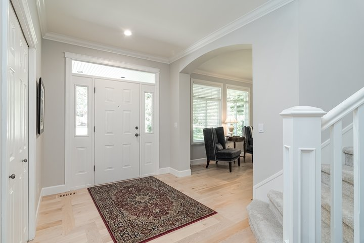 Front Foyer  at 13168 14a Avenue, Crescent Bch Ocean Pk., South Surrey White Rock