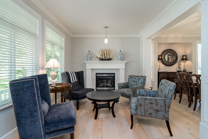 Formal Living Room  at 13168 14a Avenue, Crescent Bch Ocean Pk., South Surrey White Rock