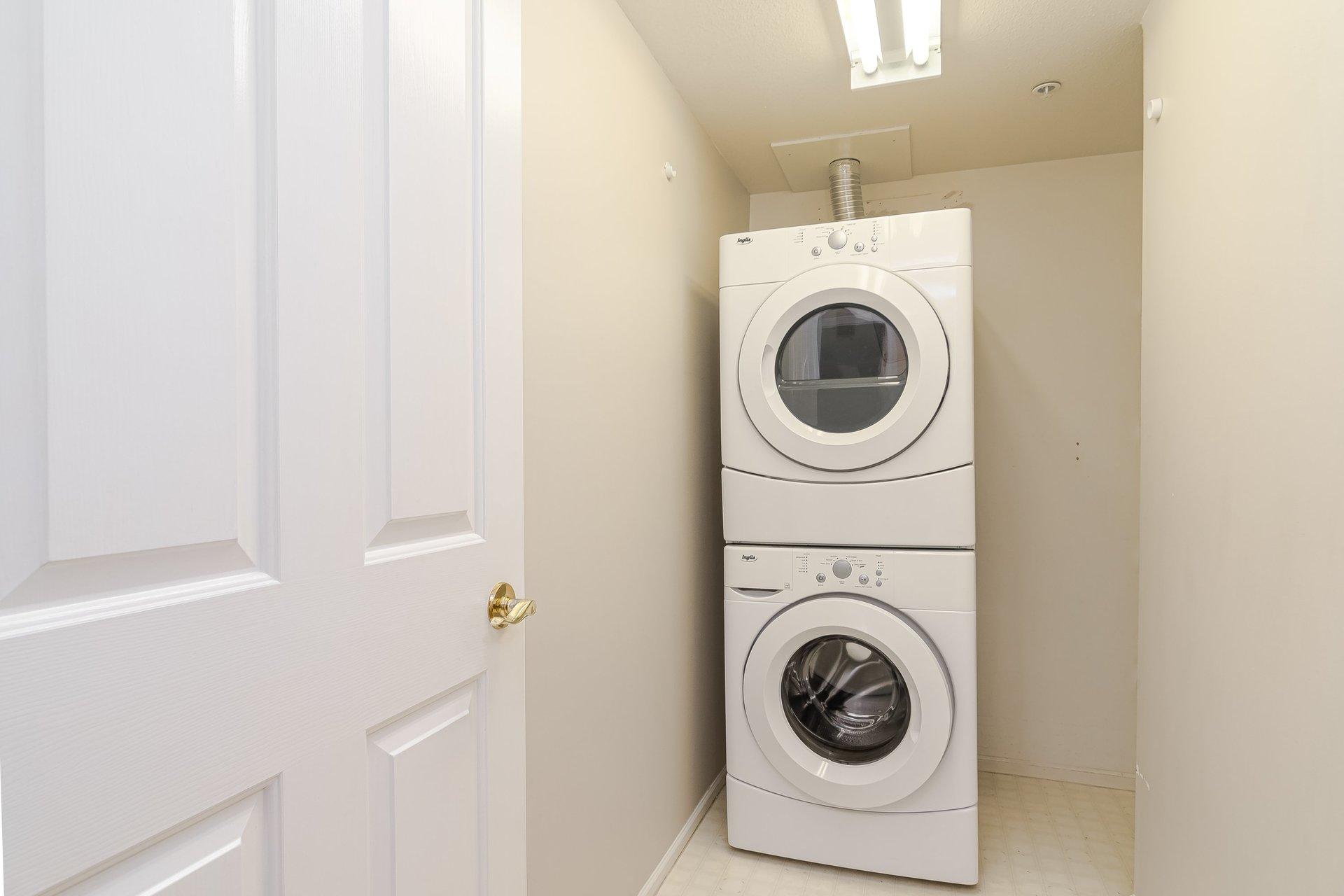 Laundry Room & Storage  at 219 - 2239 152 Street, Sunnyside Park Surrey, South Surrey White Rock