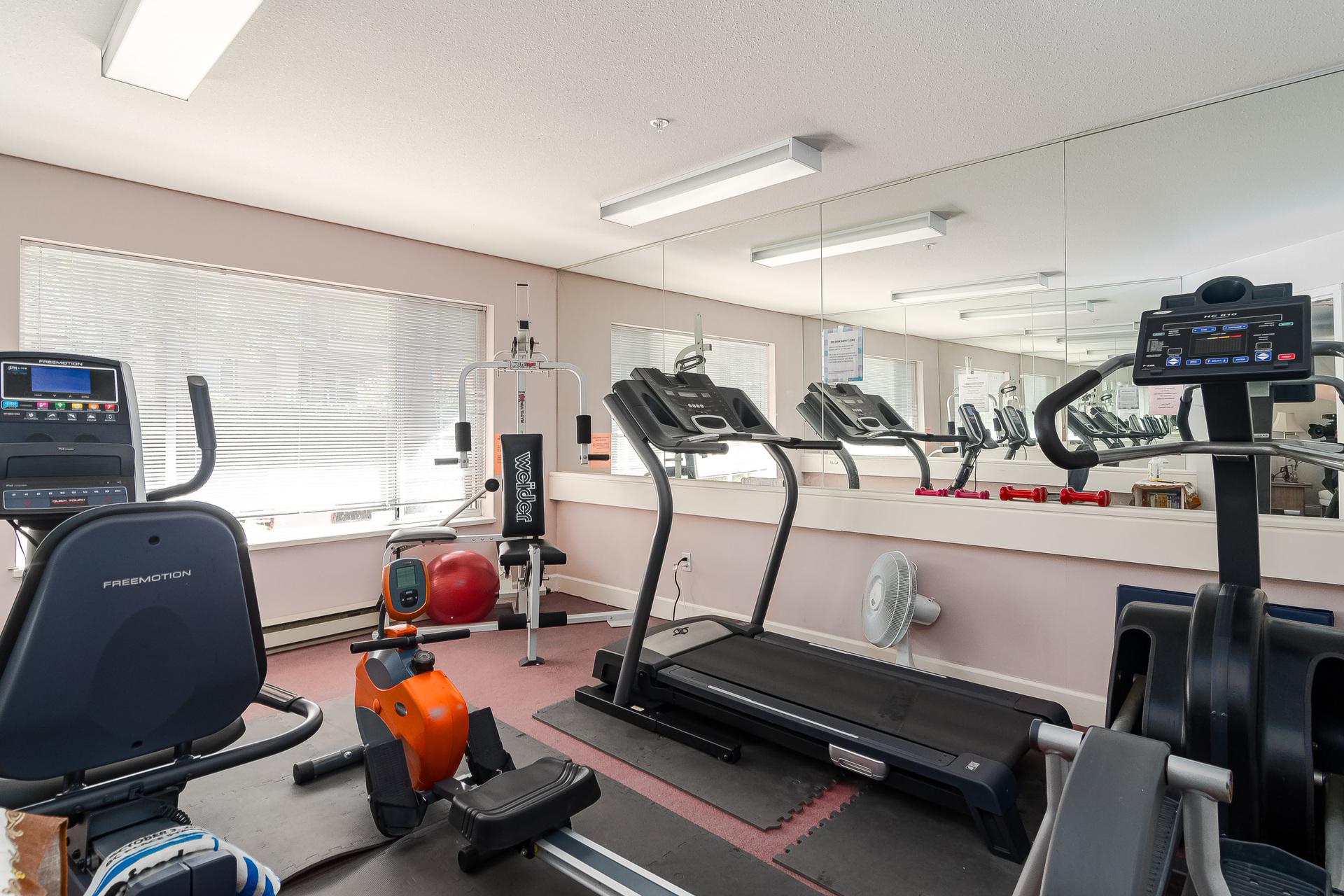 Fitness Center  at 219 - 2239 152 Street, Sunnyside Park Surrey, South Surrey White Rock