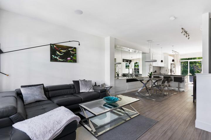 Living Room at 39 - 3399 151 Street, Morgan Creek, South Surrey White Rock