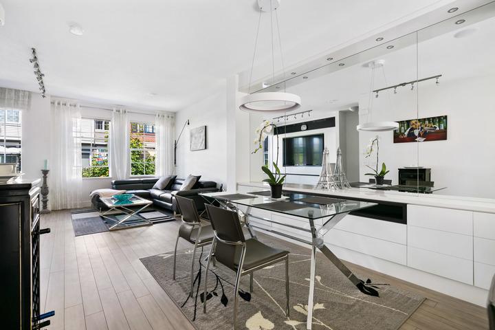 Dining Room & Living Room  at 39 - 3399 151 Street, Morgan Creek, South Surrey White Rock