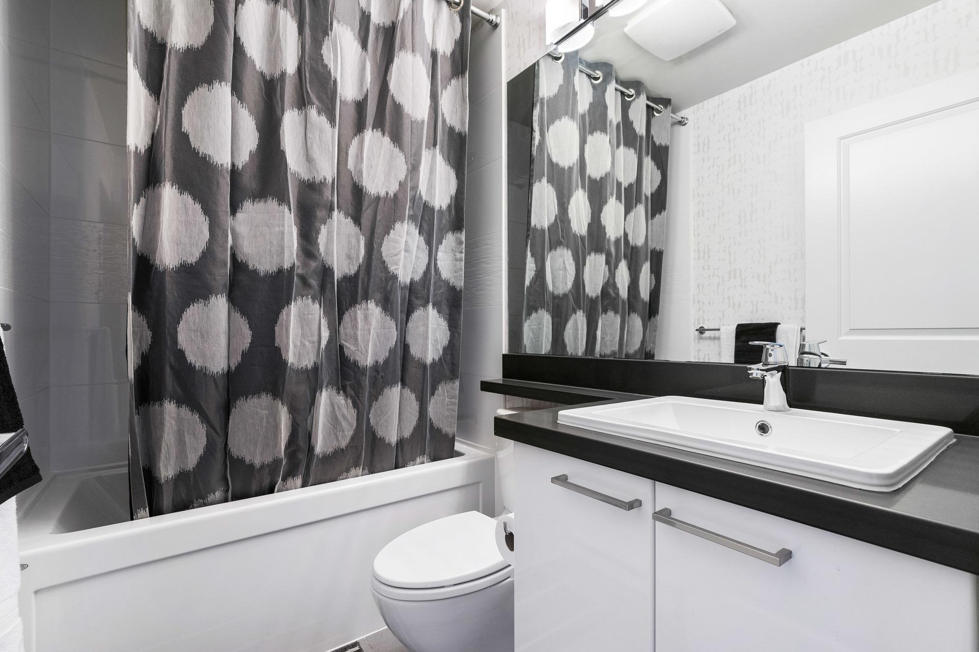 Upstairs Bathroom at 39 - 3399 151 Street, Morgan Creek, South Surrey White Rock