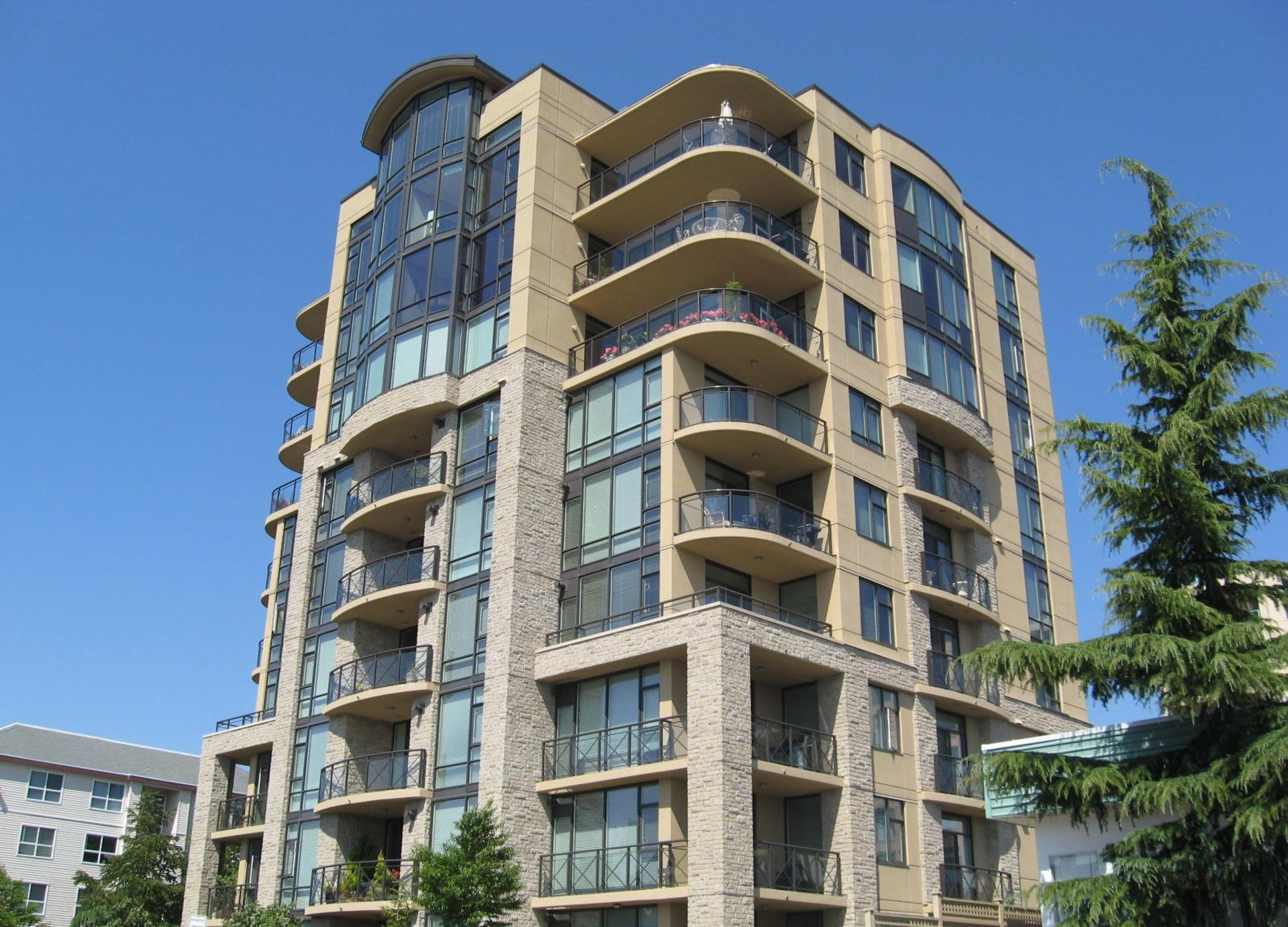 Shearwater Residences at 802 - 15445 Vine Avenue, White Rock, South Surrey White Rock
