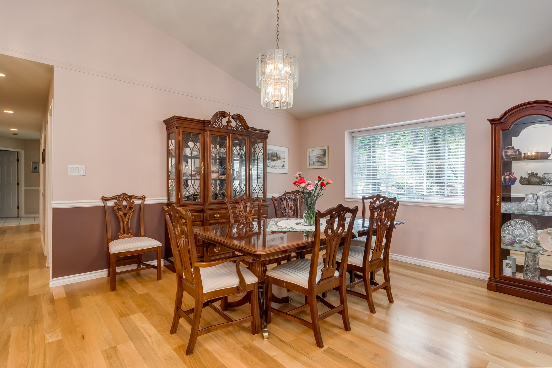 Dining Room at 17237 26 Avenue, Grandview Surrey, South Surrey White Rock