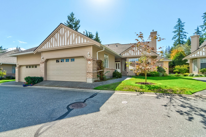 Front Exterior at 26 - 2533 152 Street, Sunnyside Park Surrey, South Surrey White Rock