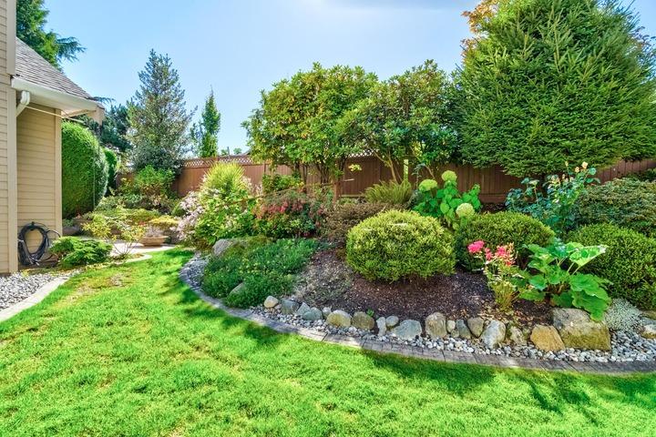 Backyard at 26 - 2533 152 Street, Sunnyside Park Surrey, South Surrey White Rock
