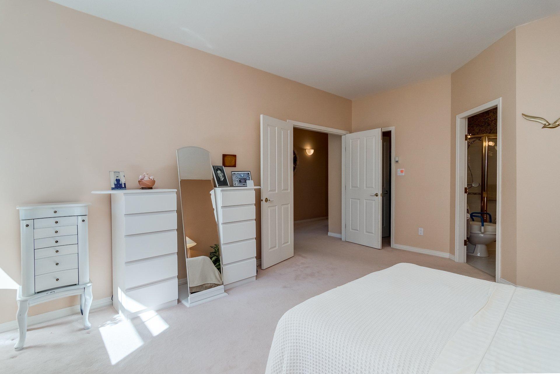 Master Bedroom at 26 - 2533 152 Street, Sunnyside Park Surrey, South Surrey White Rock