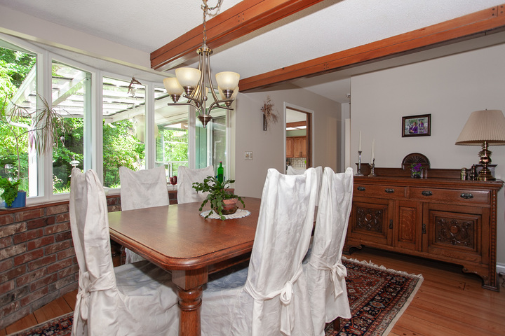 Dining Room at 13081 15 Avenue, Crescent Bch Ocean Pk., South Surrey White Rock