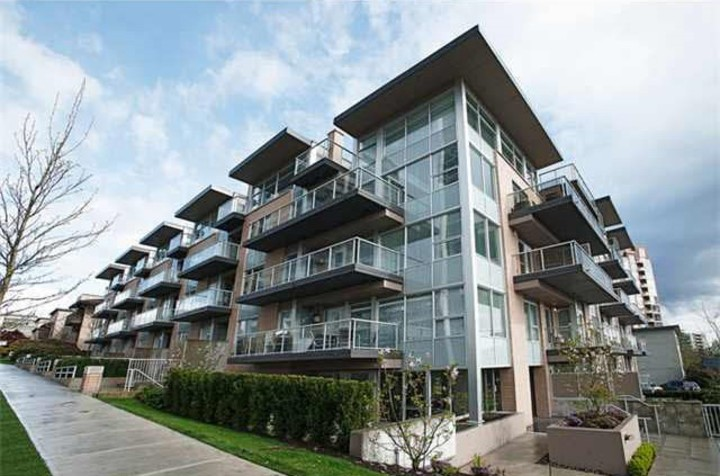 1 at PH 1 - 1288 Chesterfield Avenue, Central Lonsdale, North Vancouver