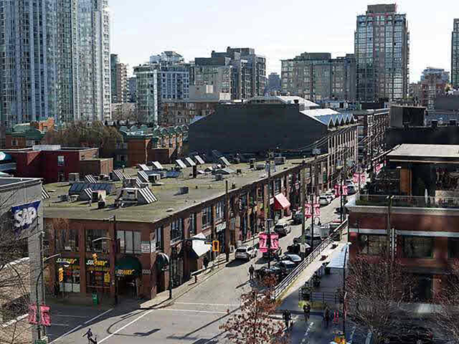 3 at 708 - 977 Mainland Street, Yaletown, Vancouver West
