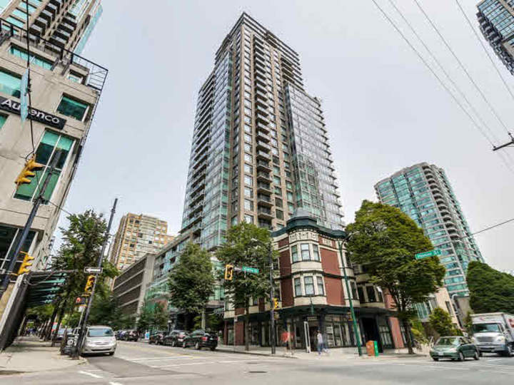 1 at 708 - 888 Homer Street, Downtown VW, Vancouver West