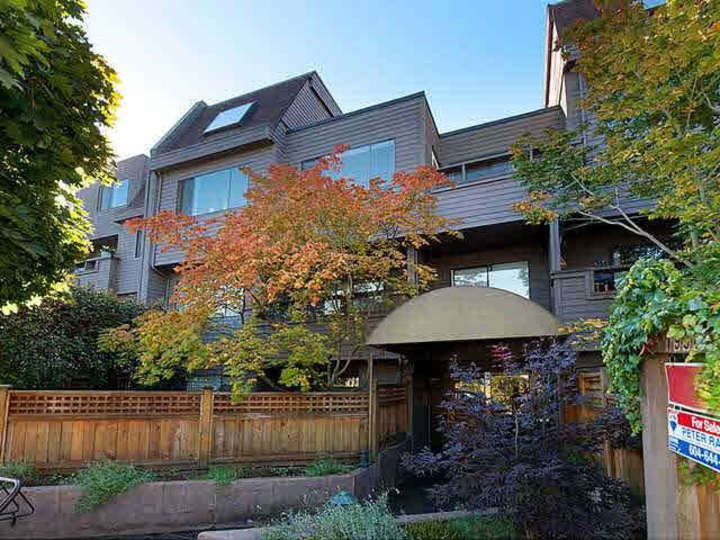 2 at 311 - 1990 W 6th Avenue, Kitsilano, Vancouver West