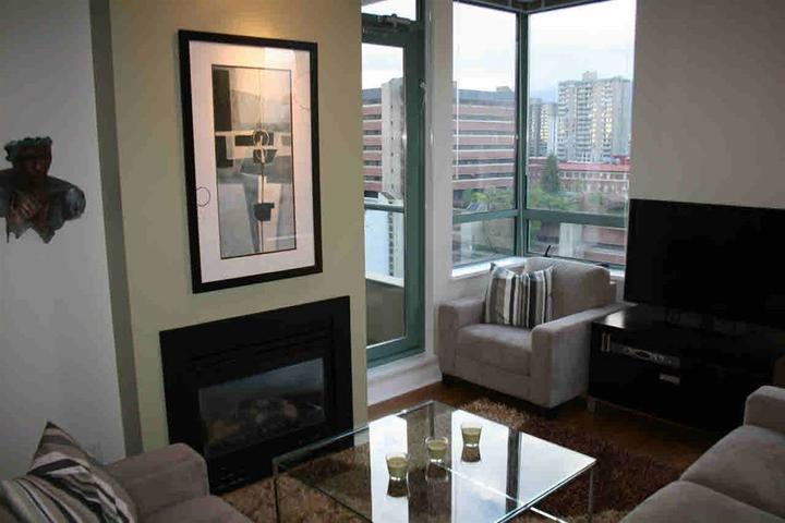 3 at 1207 - 1238 Burrard Street, Downtown VW, Vancouver West