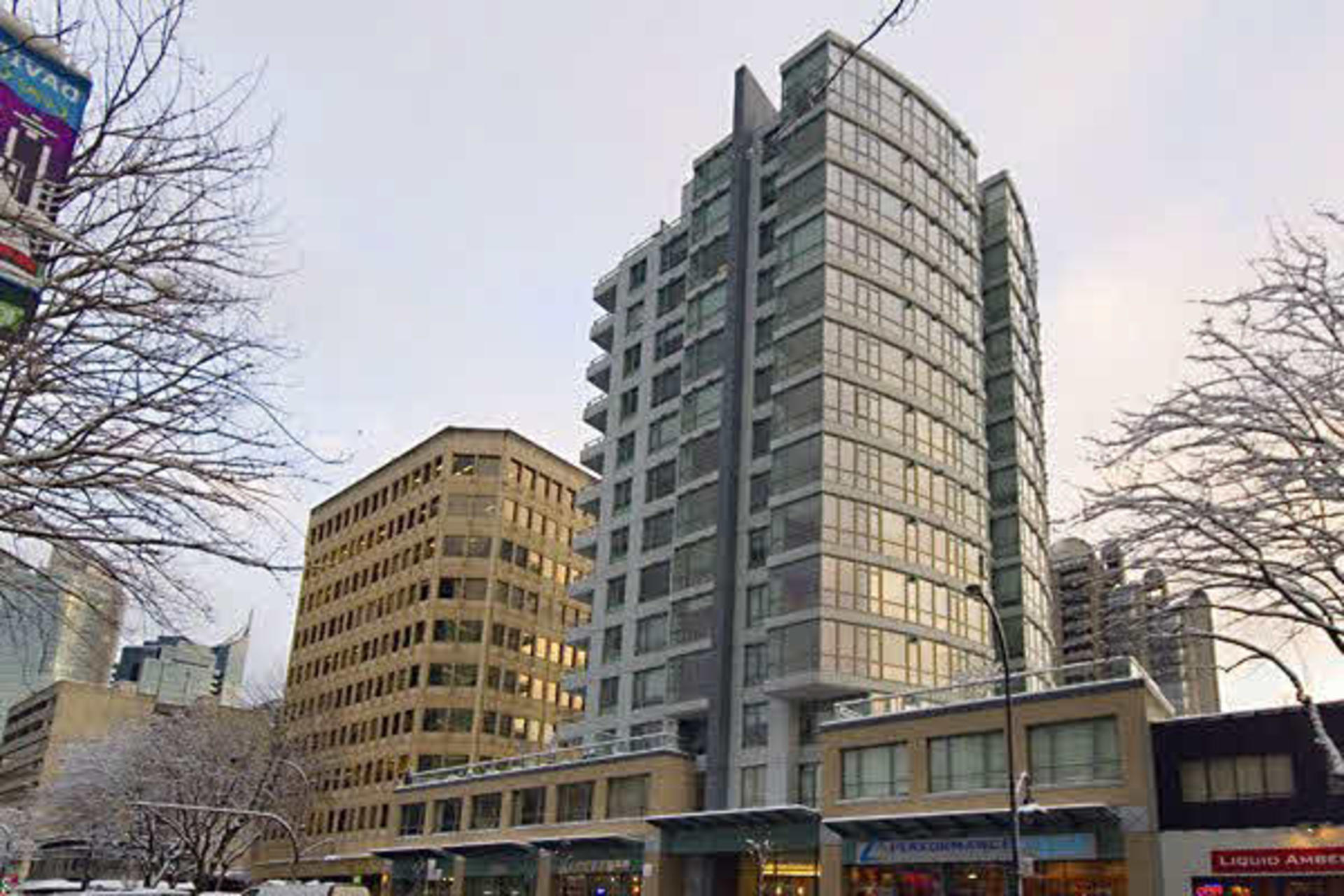 1 at 1207 - 1238 Burrard Street, Downtown VW, Vancouver West