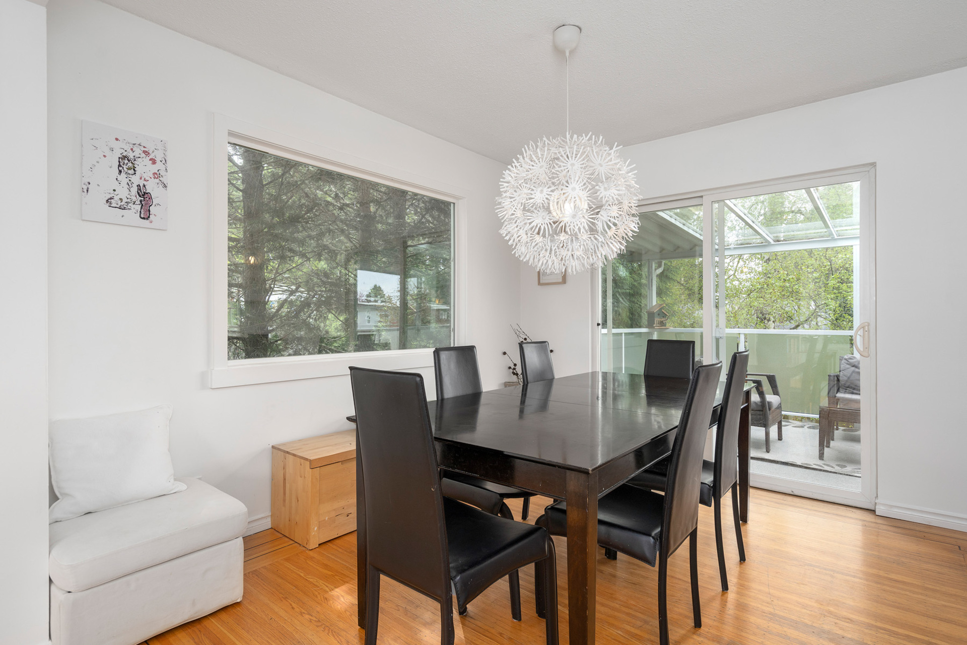 Dining Room at 1685 58a Street, Beach Grove, Tsawwassen