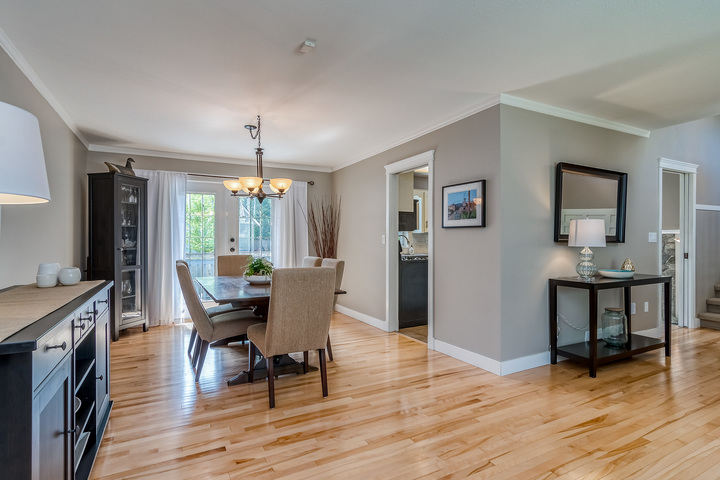 Dining Room at 2421 127 Street, Crescent Bch Ocean Pk., South Surrey White Rock