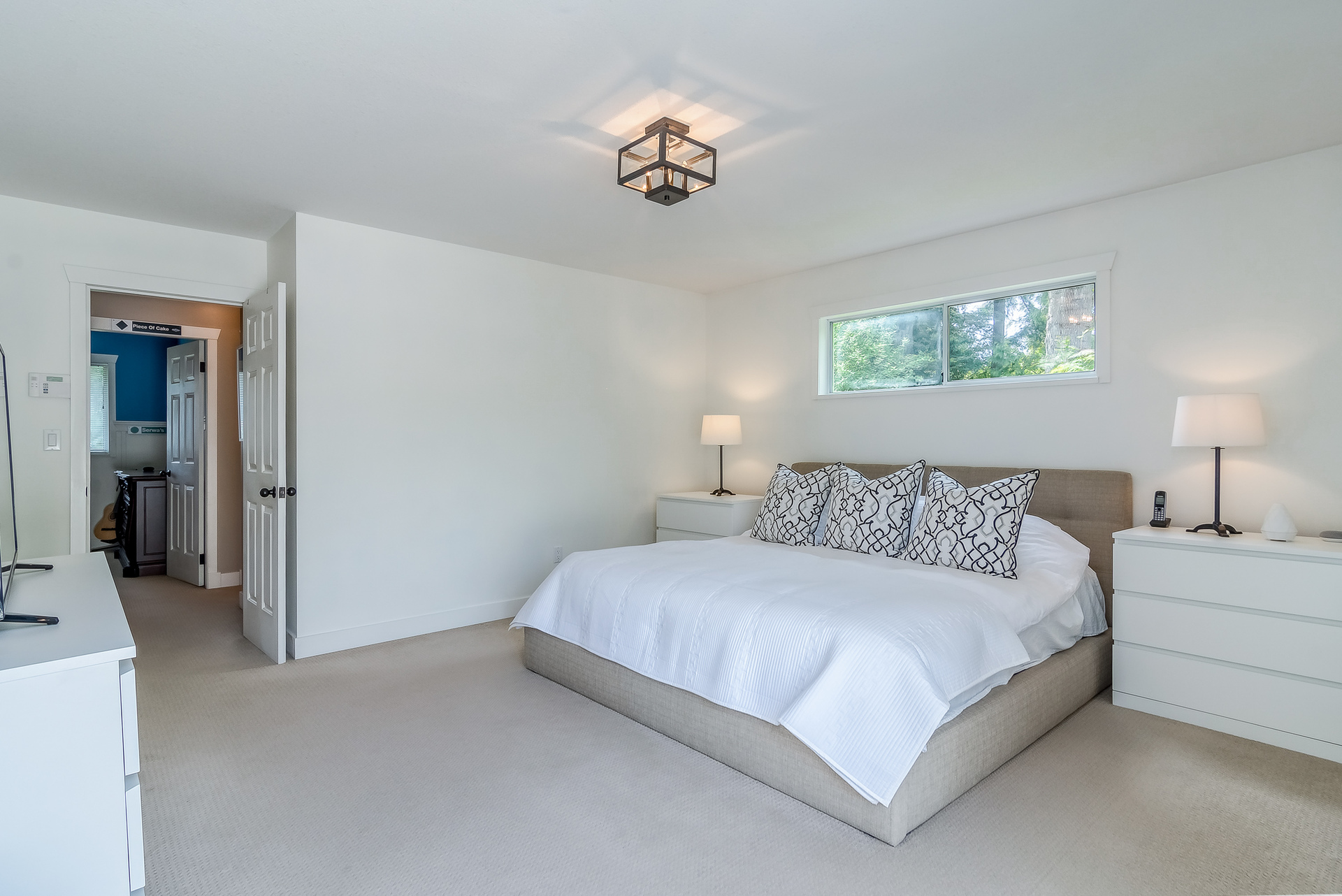 Master Bedroom  at 2421 127 Street, Crescent Bch Ocean Pk., South Surrey White Rock