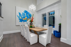 3-formal-dining at 12652 24 Avenue, Crescent Bch Ocean Pk., South Surrey White Rock