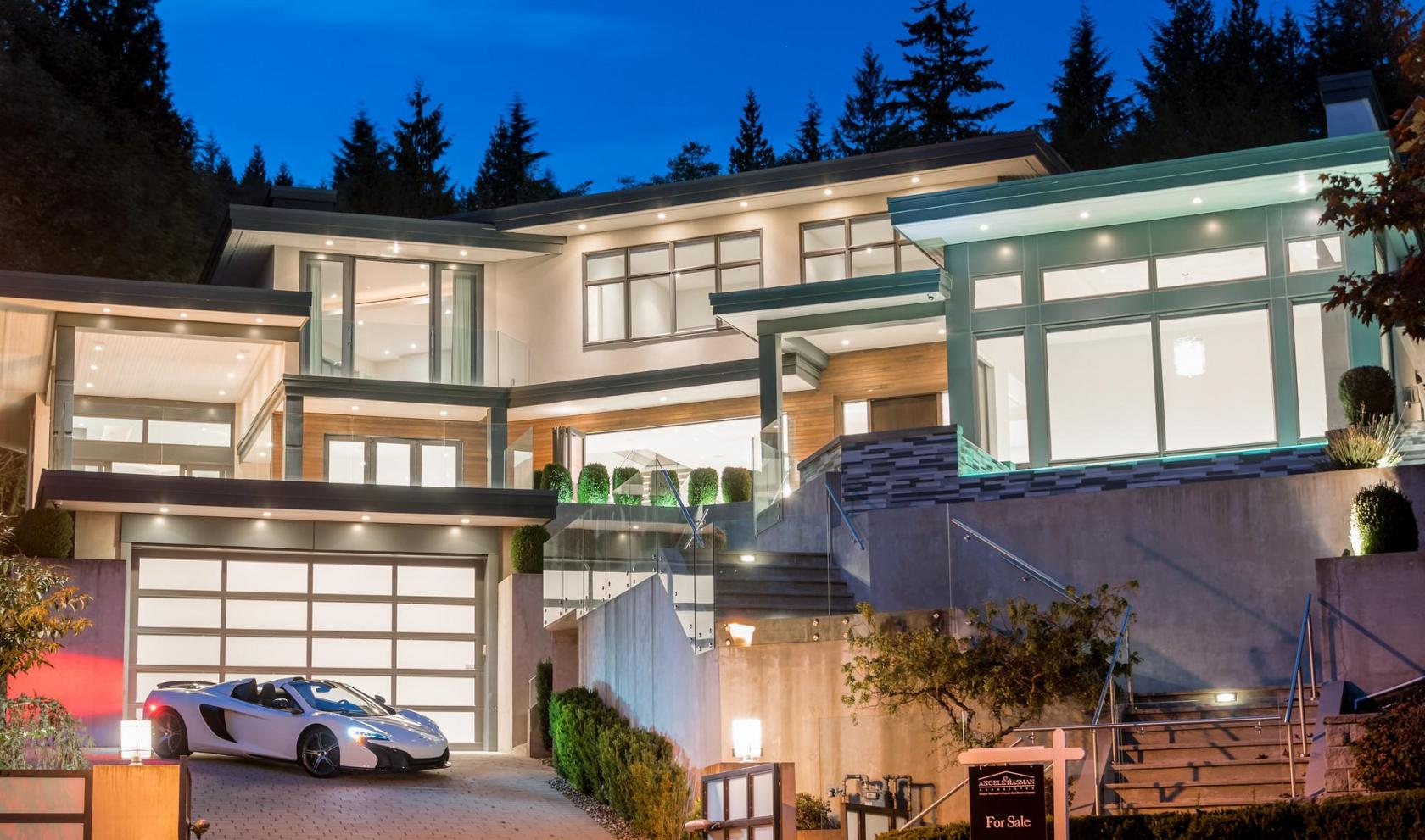 1495 Bramwell Road, Chartwell, West Vancouver