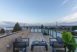 18-rooftop-patio-with-river-views at 804 Scott Street, The Heights NW, New Westminster
