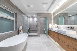 13-upper-master-ensuite-with-designer-freestanding-soaker at 14388 27 Avenue, Elgin Chantrell, South Surrey White Rock