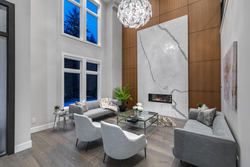2-entry-living at 14388 27 Avenue, Elgin Chantrell, South Surrey White Rock