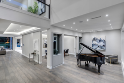 3-entry-piano-room at 14388 27 Avenue, Elgin Chantrell, South Surrey White Rock
