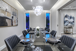 4-dining-private at 14388 27 Avenue, Elgin Chantrell, South Surrey White Rock