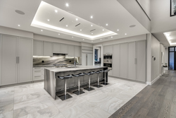5-kitchen-panoramic at 14388 27 Avenue, Elgin Chantrell, South Surrey White Rock