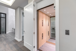 8-elevator-entrance-on-main at 14388 27 Avenue, Elgin Chantrell, South Surrey White Rock