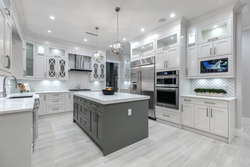 10-kitchen-with-security at 2352 153a Street, King George Corridor, South Surrey White Rock
