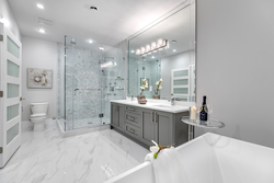 17-master-ensuite-with-oversized-shower at 2352 153a Street, King George Corridor, South Surrey White Rock