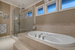 11-master-shower-and-soaker at 2550 163a Street, Grandview Surrey, South Surrey White Rock