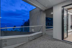 10-master-balcony at 15031 Victoria Avenue, White Rock, South Surrey White Rock