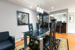8-dining-and-chandelier at 35 - 7533 140 Street, East Newton, Surrey