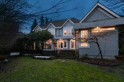 20-exterior-rear at 3233 144 Street, Elgin Chantrell, South Surrey White Rock