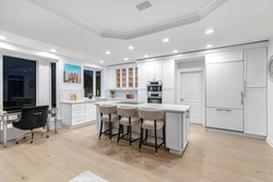 8-executive-kitchen at 3233 144 Street, Elgin Chantrell, South Surrey White Rock