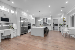 07-kitchen-and-nook-area at 10916 162 Street, Fraser Heights, North Surrey