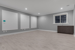 17-lower-level-entertainment-theatre-room at 10916 162 Street, Fraser Heights, North Surrey