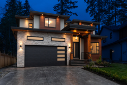 alter-angle-front-home at 10916 162 Street, Fraser Heights, North Surrey