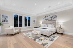 12-upper-level-master-bedroom-suite at 13175 19a Avenue, Crescent Bch Ocean Pk., South Surrey White Rock