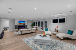 18-lower-level-games-area-with-control4-integration-and-speakers-fireplace at 13175 19a Avenue, Crescent Bch Ocean Pk., South Surrey White Rock