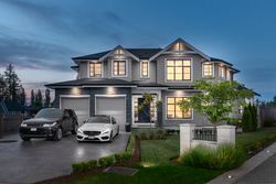 1-exterior-twilight at 16469 26b Avenue, Grandview Surrey, South Surrey White Rock