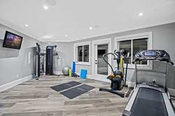 17-private-gymnasium-on-lower-level at 16469 26b Avenue, Grandview Surrey, South Surrey White Rock