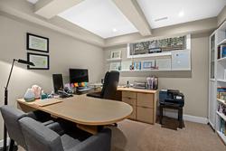 15-basement-office at 46 - 17097 64 Avenue, Cloverdale BC, Cloverdale