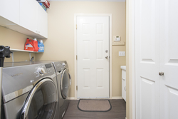11-laundry at 18502 64 Avenue, Cloverdale BC, Cloverdale