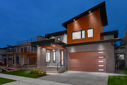 1-exterior at 16053 8a Avenue, King George Corridor, South Surrey White Rock