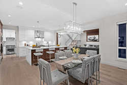 7-dining-to-kitchen at 16053 8a Avenue, King George Corridor, South Surrey White Rock